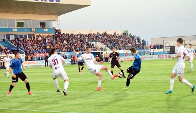 Foto: FC Viitorul joacă ultimul meci pe teren propriu din acest an