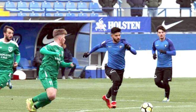 Foto: FC Viitorul anunţă un joc ofensiv în meciul de la Giurgiu