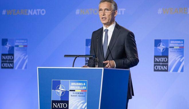 Foto: Viitorul summit al NATO va avea loc la Londra, în luna decembrie