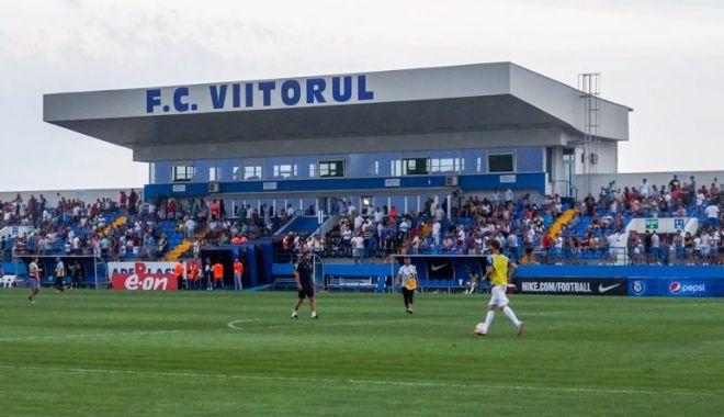 Foto: S-au pus în vânzare biletele la meciul FC Viitorul - Chindia Târgoviște