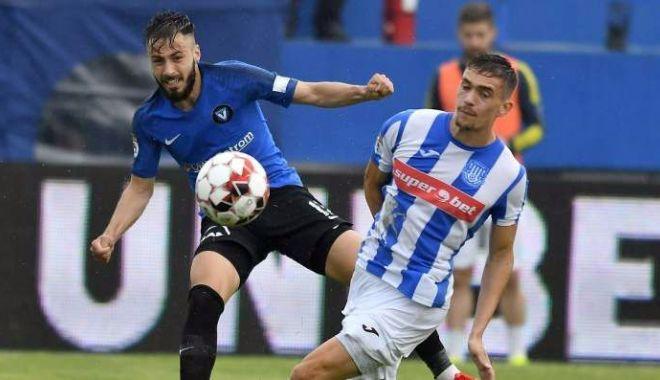 Foto: FC Viitorul a reușit doar un rezultat de egalitate la Iași