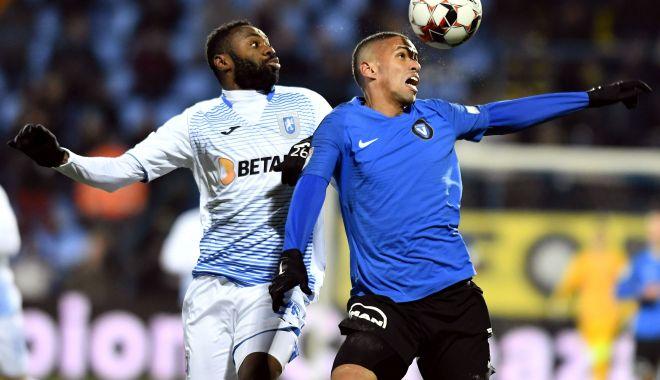 Foto: FC Viitorul, învinsă la Ovidiu de CSU Craiova. Trupa lui Hagi trăiește periculos