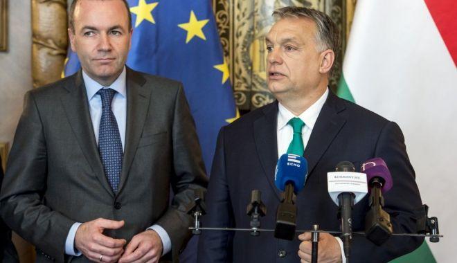 """Foto: Viktor Orban, mesaj către conservatorii europeni: """"Nu expulzaţi Fidesz din PPE!"""""""