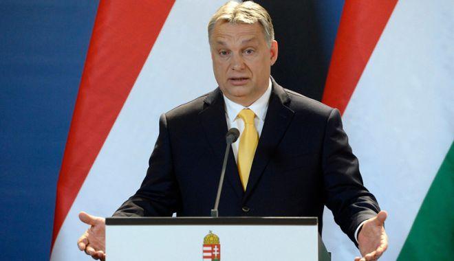 Foto: Viktor Orban anunţă lansarea unui proces de revizuire a Constituţiei Ungariei