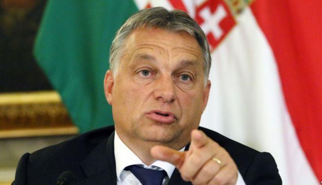 Comisia Europeană dă în judecată Ungaria din cauza legii privind asistarea azilanților - viktororban-1564070061.jpg