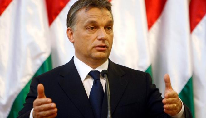 Foto: Viktor Orban, reales în unanimitate preşedinte  al partidului Fidesz