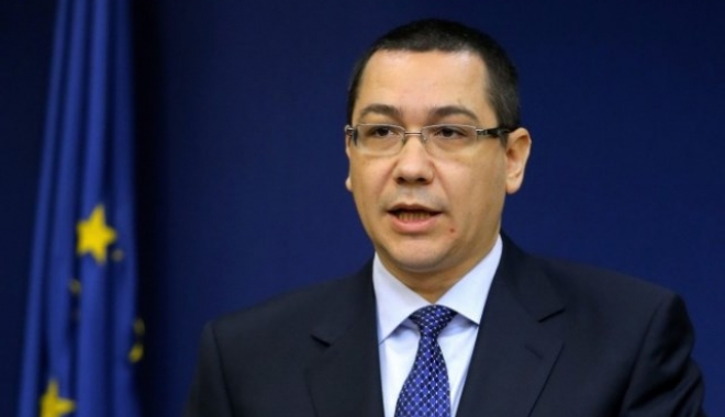 Foto: Victor Ponta se înscrie în alt partid