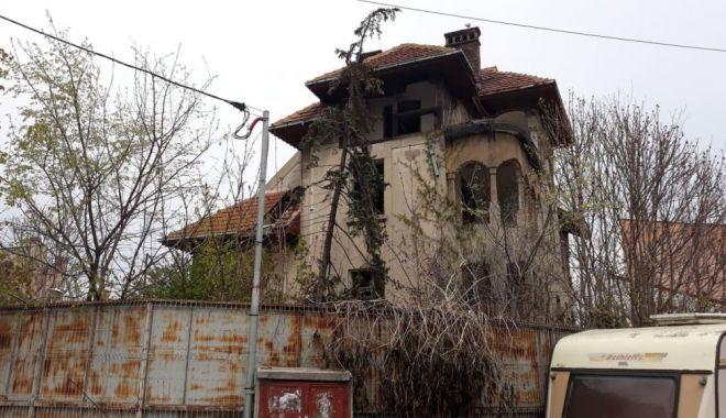 """Foto: Decebal Făgădău: """"Vila Dalas ar putea fi cumpărată de Primăria Constanța"""""""