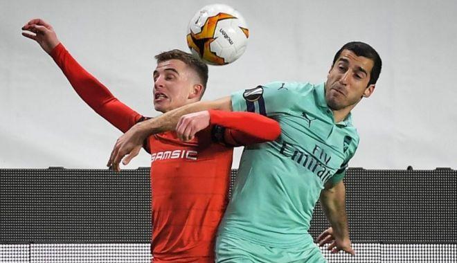 Foto: Victorii la două goluri pentru Rennes şi Villarreal, în optimile Europa League