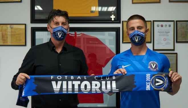 Foto: Vin întăriri! FC Viitorul a transferat un mijlocaş spaniol