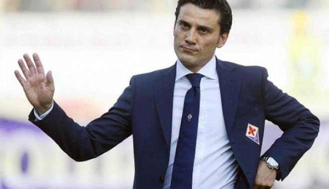 Foto: Vincenzo Montella a fost demis de la Fiorentina