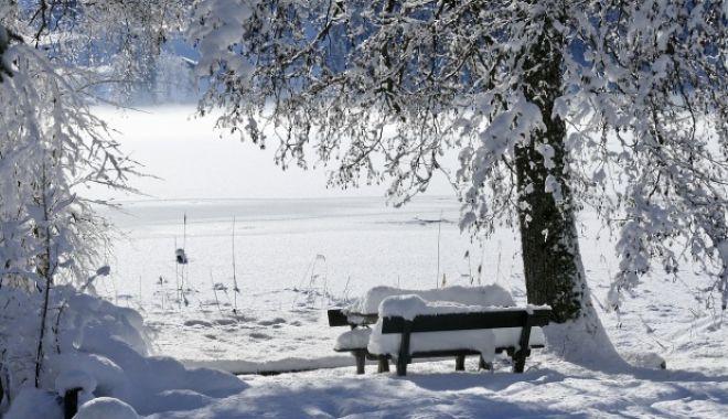 Foto: COD GALBEN de ninsoare viscolită. Iată zonele afectate