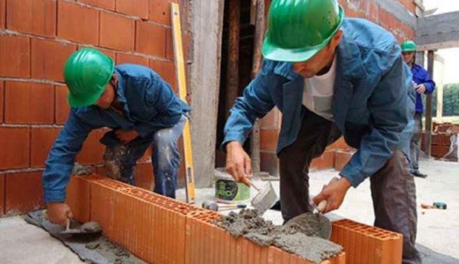 Foto: Vin vremuri grele pentru constructorii de locuințe