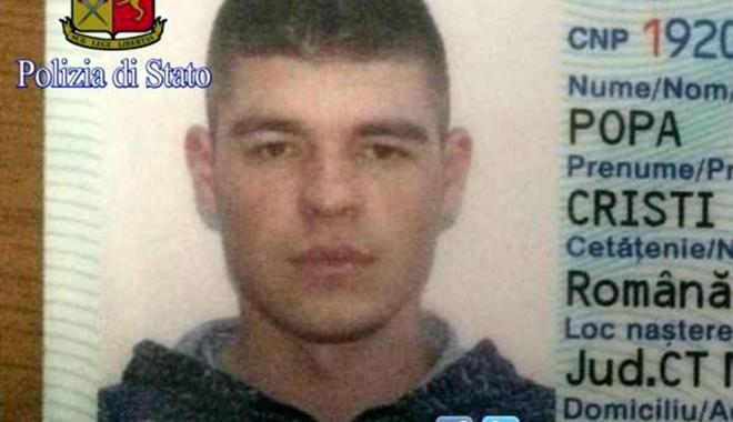 Foto: Violator în serie, din Constanţa, prins de autorităţile italiene