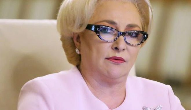 Foto: Viorica Dăncilă: