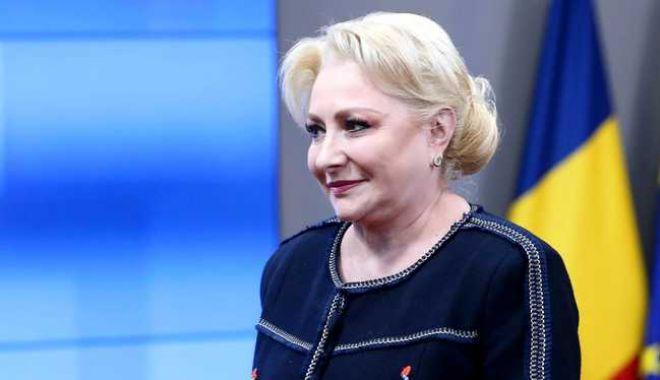 Foto: Viorica Dăncilă a convocat miniștrii la Palatul Victoria