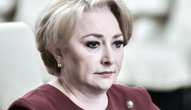 Foto: PSD o susține pe Viorica Dăncilă ca prim-ministru până la alegerile din 2020