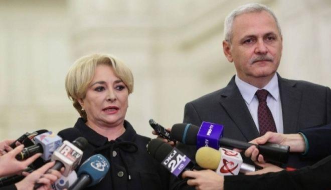 Foto: Ziua răfuielilor în PSD. Comitetul Executiv se reuneşte pentru analiza scrisorii disidenţilor care cer demisia lui Dragnea