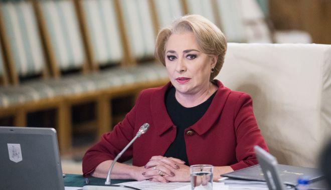 """Foto: Premierul Viorica Dăncilă: """"Guvernul și-a asumat obligațiile ce îi revin în cadrul NATO"""""""