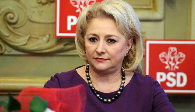 Foto: Guvernul Dăncilă, vot de învestitură în Parlament, în câteva minute