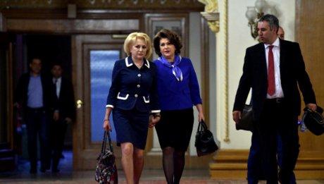 Foto: Viorica Dăncilă, anunț important despre bugetul statului