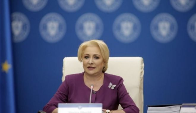 Foto: Viorica Dăncilă: Va exista o remaniere. Luni termin evaluarea