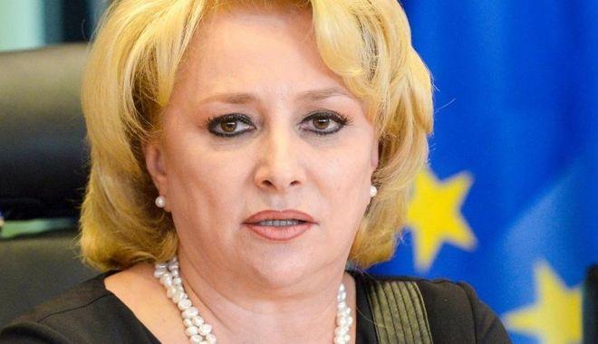 Foto: Viorica Dăncilă anunţă oficial că a renunţat la protecţia SPP