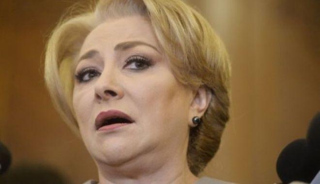 Foto: Viorica Dăncilă nu exclude un candidat independent susținut de PSD pentru alegerile prezidențiale