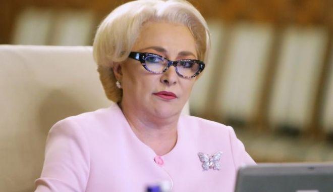 Viorica Dăncilă: Spitalele regionale vor fi făcute pe următoarea proiecţie bugetară. Statul român nu îşi permite - vioricadncil3-1560951712.jpg