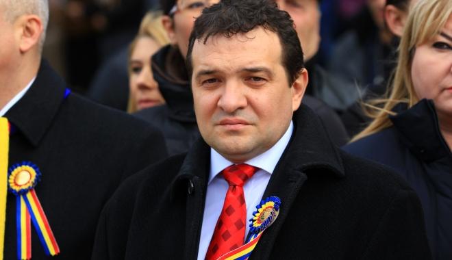 Foto: PSD Constanţa, mesaj de condoleanţe pentru Virgil Coman