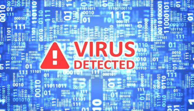 ALERTĂ NAȚIONALĂ! PESTE 5.000 DE ROMÂNI, SPIONAȚI PE TELEFONUL MOBIL PRINT-O APLICAȚIE - virusdetected-1549619789.jpg