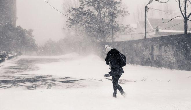 Foto: O NOUĂ AVERTIZARE METEO DE VREME REA, PENTRU ÎNTREAGA ŢARĂ