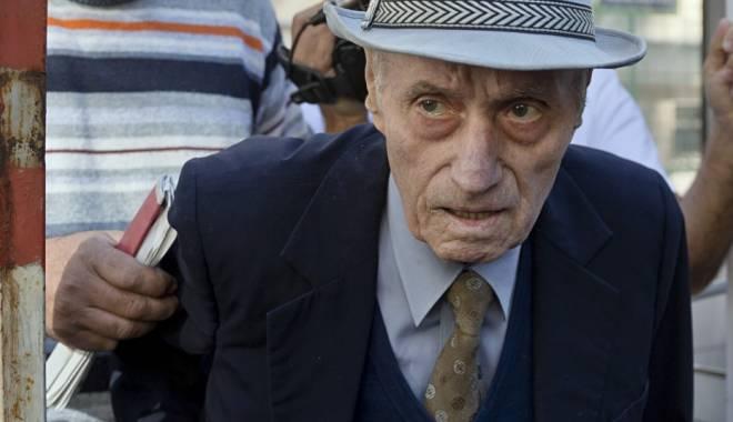 Foto: Torţionarul Vişinescu îşi va petrece bătrâneţea după gratii. Ce decizie au luat magistraţii
