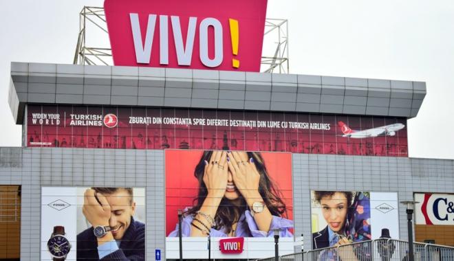 Foto: Centrul Comercial VIVO, la ceas aniversar!