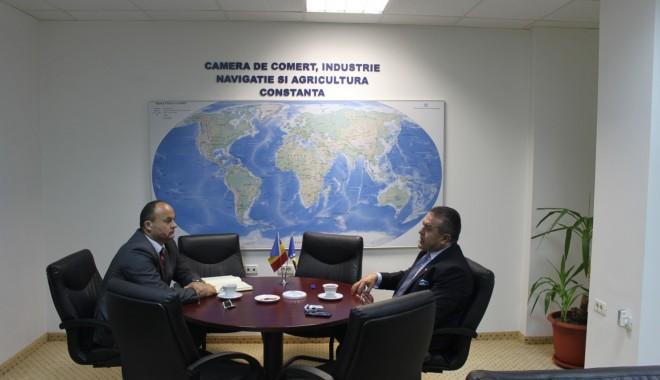 Foto: Ambasadorul Bosniei şi Herţegovinei la Bucureşti a venit la Constanţa
