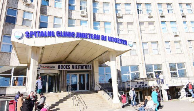 Foto: Vizitele la Spitalul Județean Constanța - sistate!