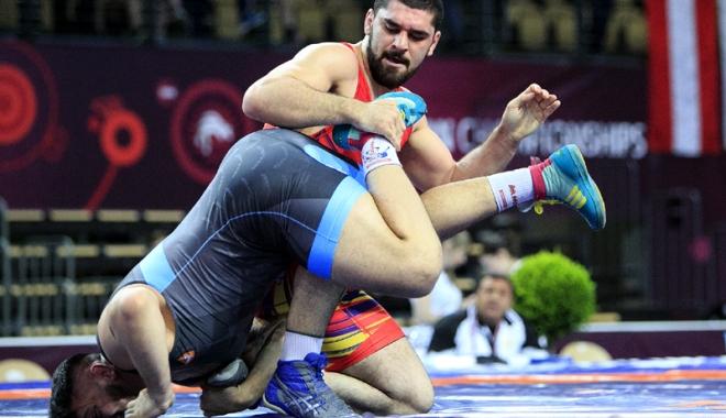 Foto: Constănţeanul  Vlad Caraş,  aproape de medalie  la Europenele U23