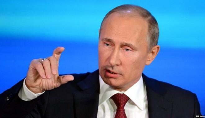 Foto: Vladimir Putin evocă sprijinul adus  de Uniunea Sovietică pentru democraţie în Africa