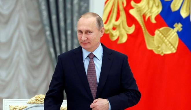 Foto: Vladimir Putin, aşteptat în vizită  în Finlanda, pe 27 iulie