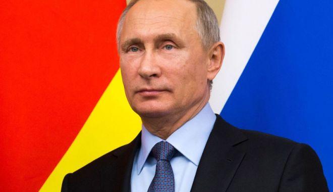 Foto: Vladimir Putin, invitat să participe activ la Consiliul Europei