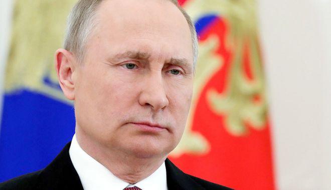 Foto: Vladimir Putin, acuzat de subminarea autorităţii morale a SUA