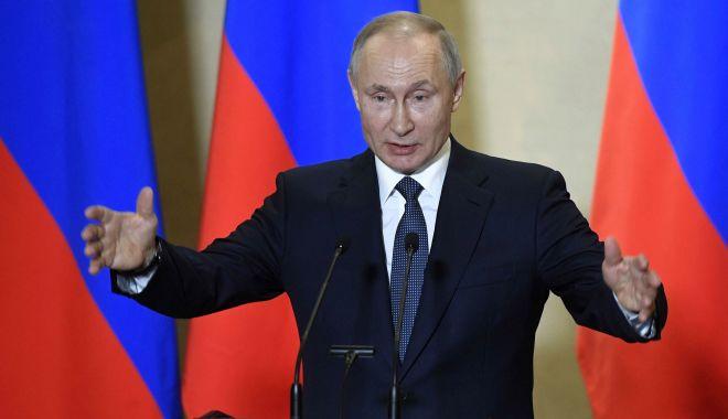 Foto: Vladimir Putin propune, la summitul G20, un moratoriu asupra sancțiunilor