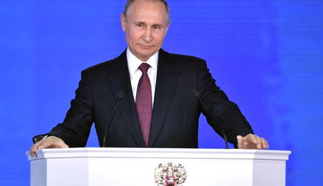 Foto: Vladimir Putin a câștigat alegerile din Rusia. Opoziția reclamă nereguli