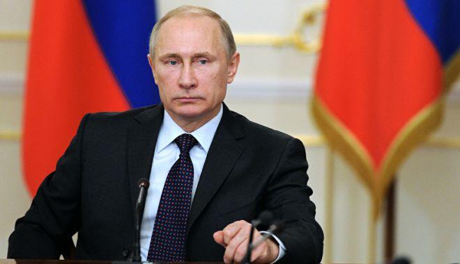Foto: Vladimir Putin, confirmat oficial  în cursa prezidențială
