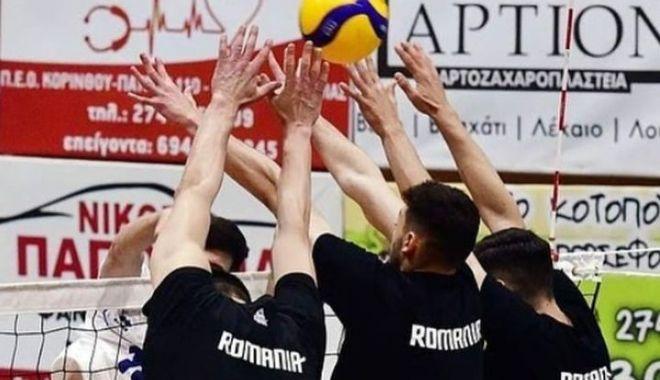 Volei / Naţionala masculină a României, învinsă şi în ultimul amical cu Grecia - voleigrecia2704-1619533840.jpg