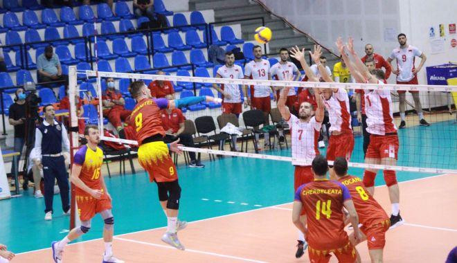 Volei / România, victorie cu Albania în preliminariile Campionatului European - voleipreliminarii-1621168987.jpg
