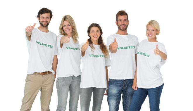 Foto: Începe Săptămâna Naţională  a Voluntariatului