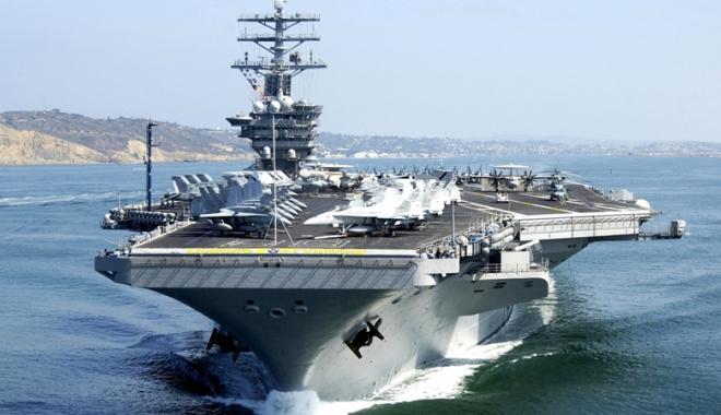 Foto: Tensiuni sporite între americani şi Coreea de Nord: Vom folosi orice mijloc pentru  a proteja Statele Unite!
