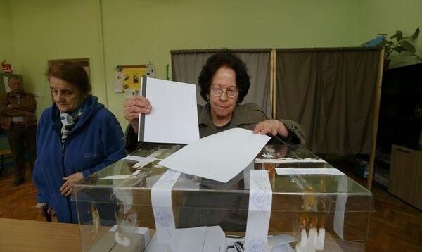 Foto: Alegeri parlamentare, în Bulgaria