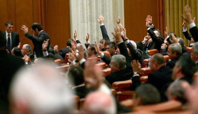 Foto: Codul penal modificat de Comisia Iordache a fost adoptat în Senat
